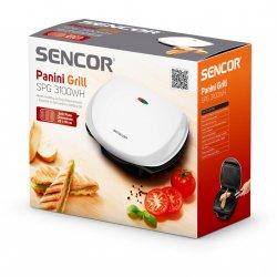Gril kontaktní SPG 3100WH panini gril SENCOR